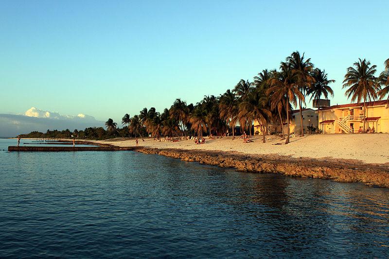 Praias paradisíacas em Cuba