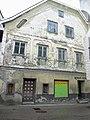 2012.01.15 - Weyer60 - Wohn- und Geschäftshaus, ehem. k.u.k. Tabak Trafik, Unterer Markt 3 - 01.jpg