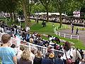 2012 Hippodrome de Longchamp Rond de presentation2.JPG