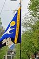 2012 Sechseläuten - Gesellschaft zu Fraumünster - Flagge 2012-04-16 14-44-10.JPG
