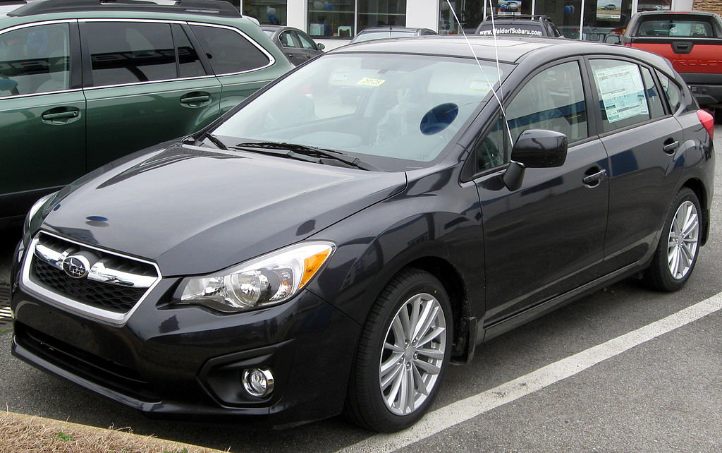 Subaru Impreza Hatchback Used Cars
