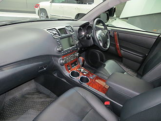 Toyota Highlander - Interior