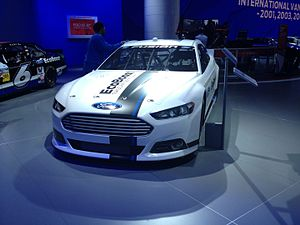 Generation 6 (NASCAR) - The 2013 Ford Fusion