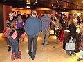 2013 Reception pour lancement Orbs l'autre planete au Musee Dapper à Paris.JPG