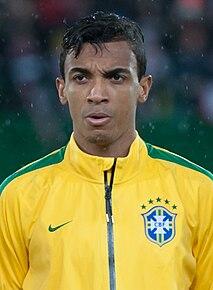 Luiz Gustavo Brazilian association football player