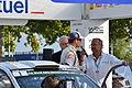 2014 10 04 10-44Rallye France, Parc assistance Colmar, Sébastien Ogier.jpg