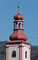 2014 Czerwieńczyce, kościół św. Bartłomieja 03.JPG