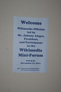 2014 Waray Wikipedia Edit-a-thon 09.JPG