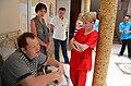 2015-06-25. Глинка, Елизавета Петровна в ДГБФ «Доброта» 04 .jpg