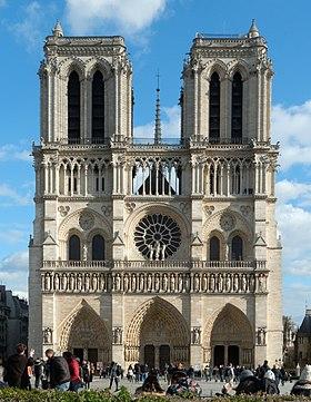 париж фото собор парижской богоматери