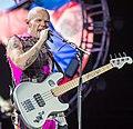 2016 Red Hot Chili Peppers - Michael Flea Balzary2 (cropped).jpg