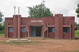Koumbia, Tuy, Burkina Faso Town in Hauts-Bassins, Burkina Faso
