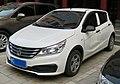 2017 Baojun 310 hatchback, front 8.11.18.jpg