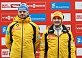 2018-11-24 Saturdays Victory Ceremonies at 2018-19 Luge World Cup in Igls by Sandro Halank–091.jpg