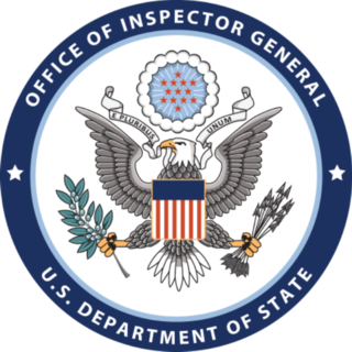 Department of State Office of Inspector General Government body