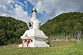 2018 Stupa w Gompie Drophan Ling w Darnkowie 02.jpg
