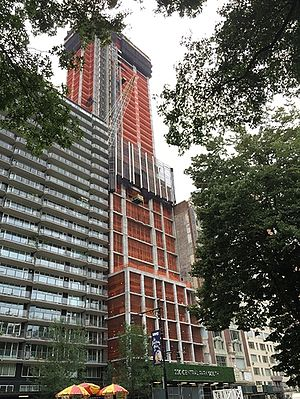 220 Central Park South - Image: 220cpsjuly 1 16