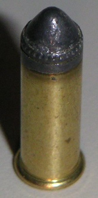 .22 Long Rifle - The subsonic Aguila Super Colibri