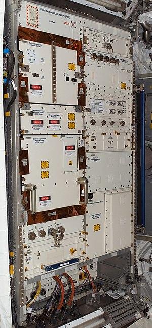 Fluid Science Laboratory - Image: 233881main FSL4