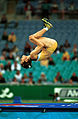 251000 - Athletics field high jump Lisa Llorens backflip 3 - 3b - 2000 Sydney event photo.jpg