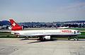 260bg - Swiss MD-11, HB-IWQ@ZRH,22.09.2003 - Flickr - Aero Icarus.jpg