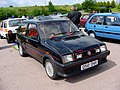 268 - December 1984 modified black MG Metro Turbo.jpg