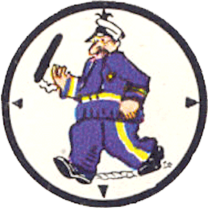 30th Bombardment Squadron - Emblem
