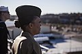 31st MEU Marines man the rails aboard the USS Bonhomme Richard (LHD-6) 150625-M-CX588-143.jpg