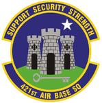 421 Air Base Sq emblem.png