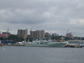 Image illustrative de l'article Base des Forces canadiennes Halifax