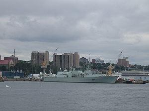 CFB Halifax - Image: 426 Halifax NS
