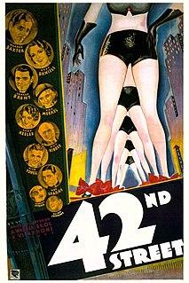 <i>42nd Street</i> (film) 1933 film