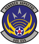 505 Exercise Control Sq emblem.png