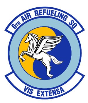 6th Air Refueling Squadron - Image: 6th Air Refueling Squadron