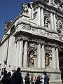 8182 - Venezia - Giuseppe Sardi, Facciata di S. Maria del Giglio (1683) - Foto Giovanni Dall'Orto, 12-Aug-2007.jpg