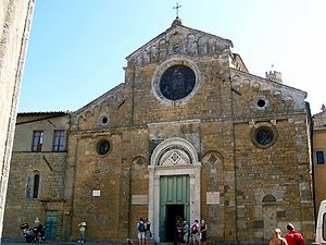 Roman Catholic Diocese of Volterra - Volterra Cathedral