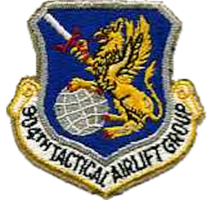 904th Tactical Airlift Group - Image: 904th Tactical Airlift Group Emblem