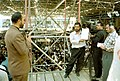 9th Death Anniversary of Ruhollah Khomeini at mausoleum - 4 June 1998 15.jpg