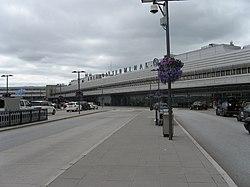 Aéroport d'Arlende - Stockholm0360.   JPG