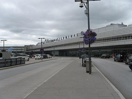 Aéroport d'Arlanda - Stockholm0360