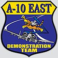 A-10 East Demo Team (4513055375).jpg