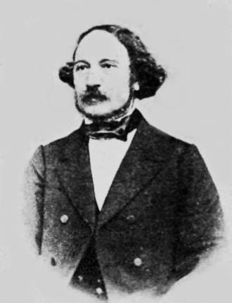 Anastasie Fătu - Photograph of Fătu, ca. 1850