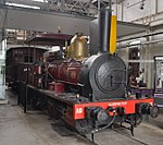 A10 No.6 Workshops Rail Museum.JPG