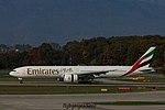 A6-EPR Boeing B777-31H-ER B77W - UAE (30700332302).jpg