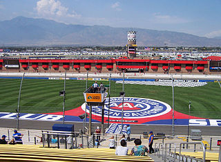 Auto Club Speedway motorsport track in the United States