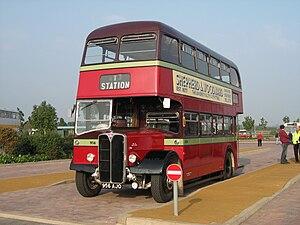 AEC Regent V - City of Oxford Motor Services Regent V