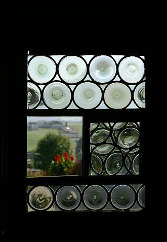 Crown glass (window) - Crown glass