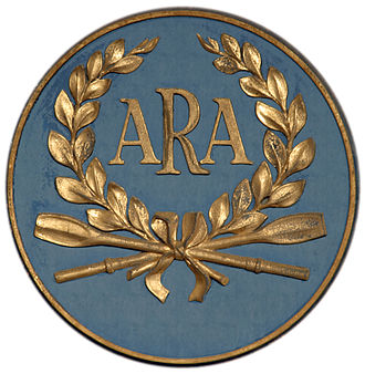 British Rowing - ARA plaque