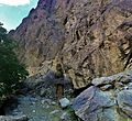 A Dump place In a Gorge Near Gilgit.jpg