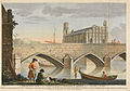 A Perspective View of the Chapel Adjoining Wakefield Bridge by William Henry Toms 1743.jpg